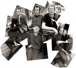 1994 Fitzcarraldo bandshot by David Cleary