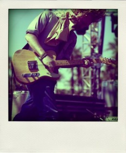 Glen rocks out at Coachella 2007 by Zoran Orlic
