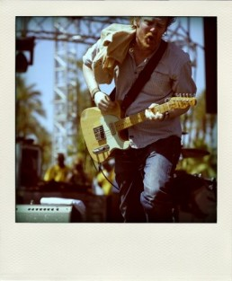 Glen rock out at Coachella 2007 by Zoran Orlic