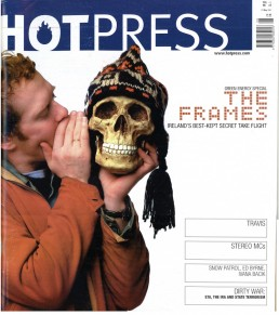 Hot Press May 2001
