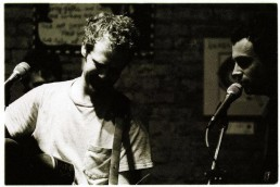 Glen and Joe at Uncommon Ground Chicago by Zoran Orlic