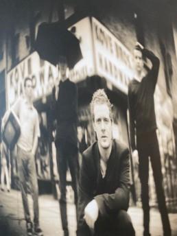 Frames in NYC by Daragh McDonagh