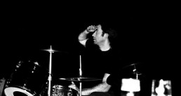 Dave Hingerty at the kit at C-Klub in Poprad, Slovakia - July 2001 by Pavel Strazay