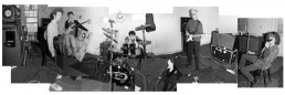 1992 early Temple Bar rehearsal collage