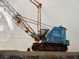 frames crane