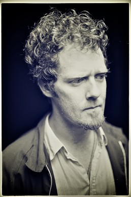 Glen Hansard by Zoran Orlic for Irish Times