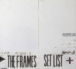Set List cover art